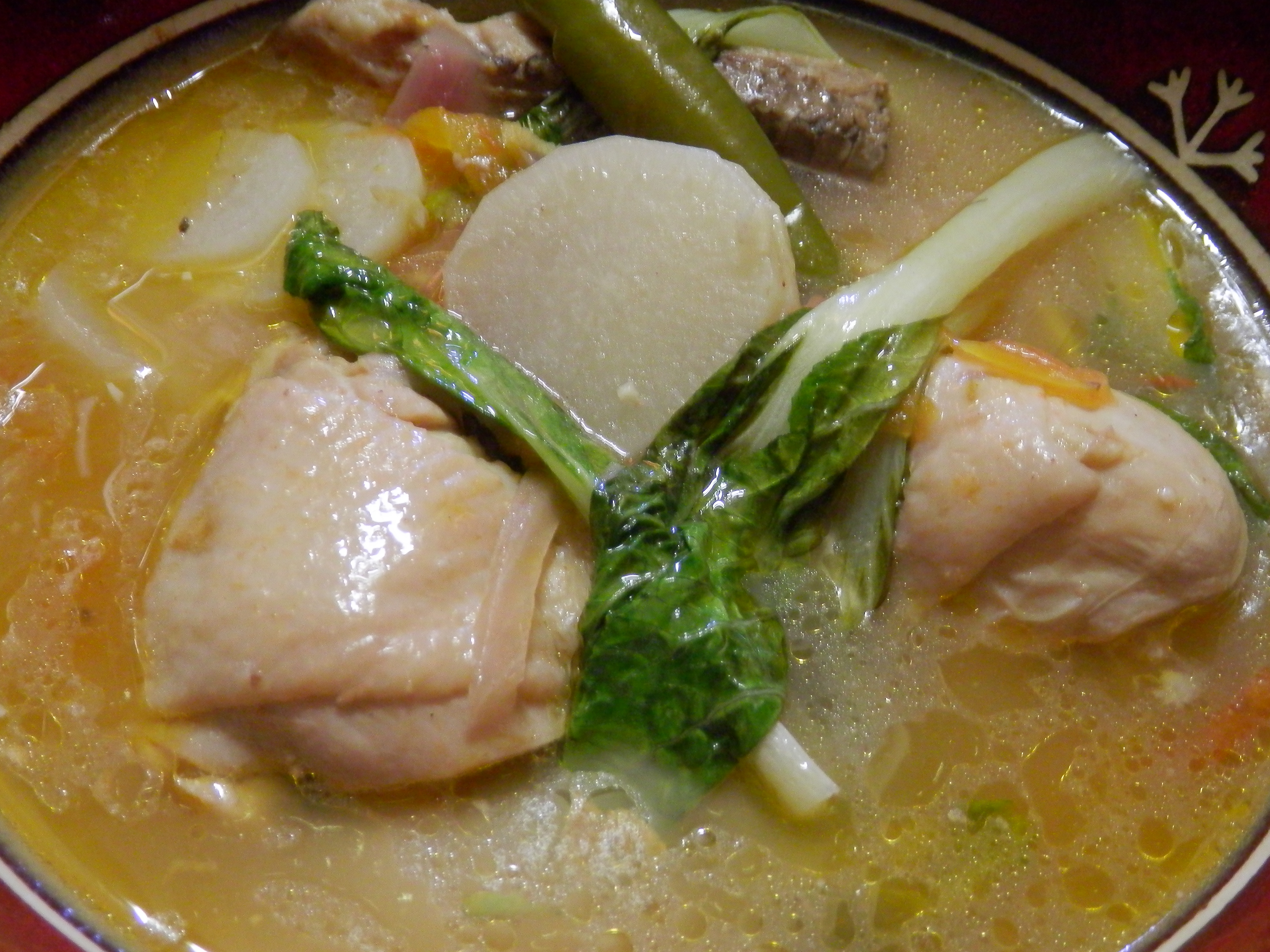 Chicken Sinigang